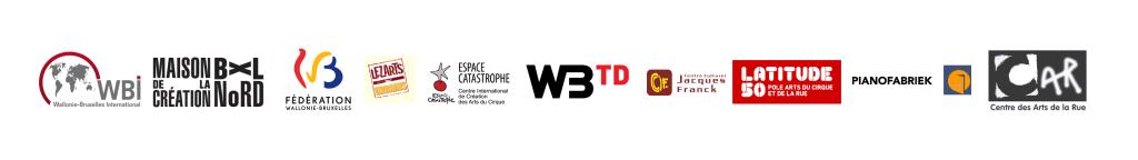 Logos partenaires Defense d'afficher