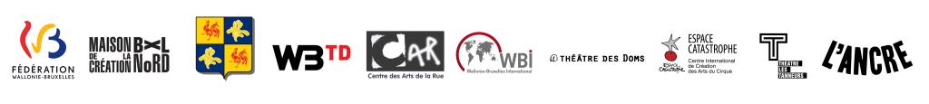Logos partenaires TAG